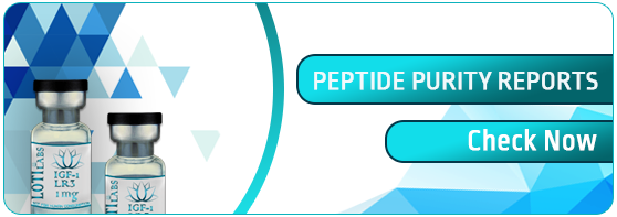 Peptides Purity Reports